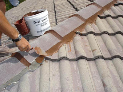 Brick Slips Installation Pointing Ridge Tiles